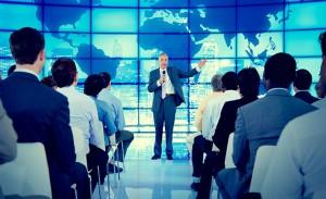Werbung und Öffentlichkeitsarbeit für Ihre Konferenz und Tagung