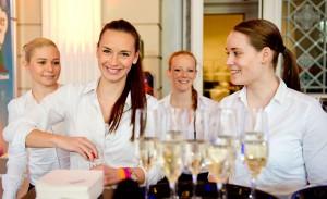 Servicepersonal für Ihre Konferenz